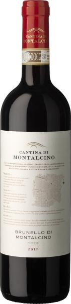 Brunello di Montalcino DOCG - Cantina di Montalcino