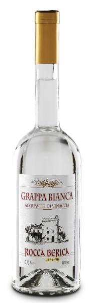Grappa Bianca Rocca Berica
