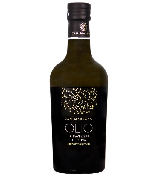 Olio extravergine di Olivia San Marzano