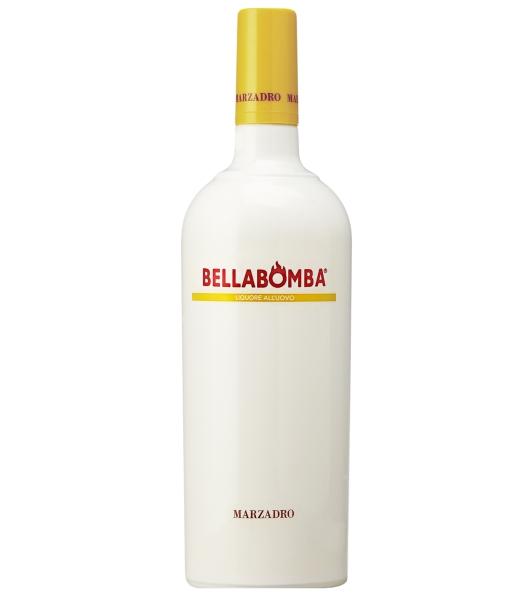 Bellabomba Eierlikör 100cl - Marzadro