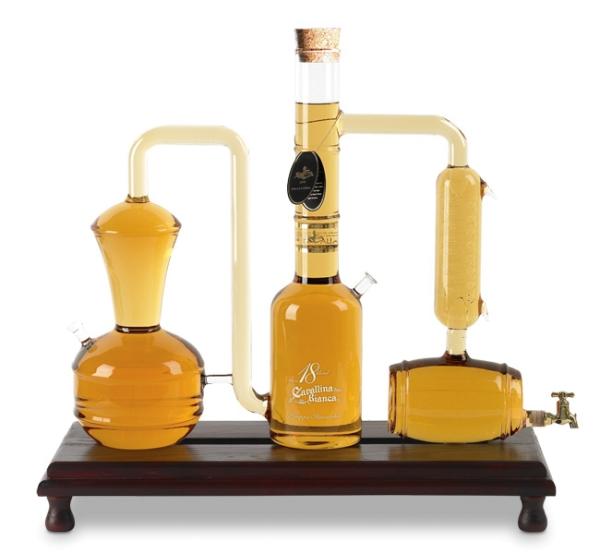 Distilleria Cavallina Bianca Blend 18 (5 Liter) - Distilleria Zanin