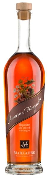 "Amaro Marzadro Liquore alle Erbe di Montagna ""Kräuterlikör"""