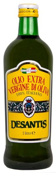 Olio Extravergine di Oliva 100% italiano - Olearia Desantis