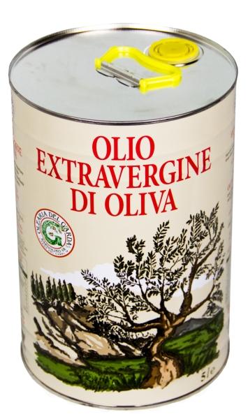 Olio Extravergine di Oliva 5l - Olearia del Garda