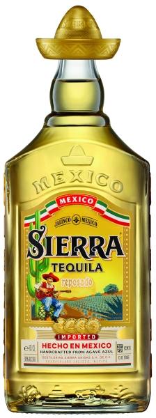 Tequila Sierra Reposado