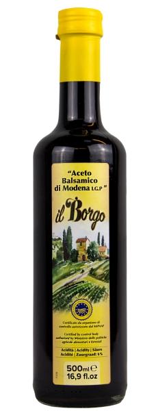 Aceto Balsamico di Modena - il Borgo
