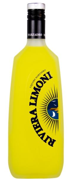 "Limoncino Liquore ""Riviera dei Limoni""(Zitronenlikör) - Marzadro"