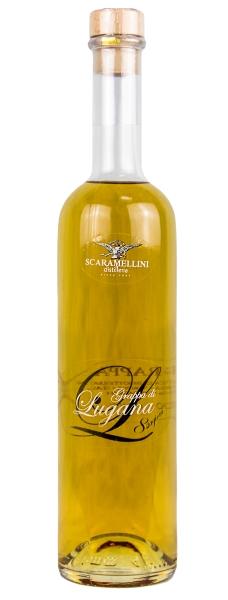 Grappa di Lugana Riserva 8 Stagioni Distilleria Scaramellini