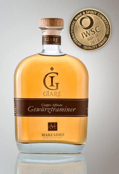 Gewürztraminer Marzadro Gold